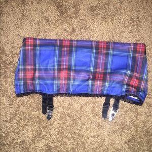 Other - Blue school girl skirt